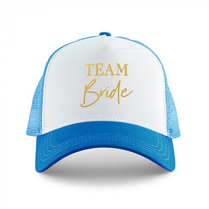 44196627cadd9 Wedding Party Snapback Trucker Hats - Team Bride ...