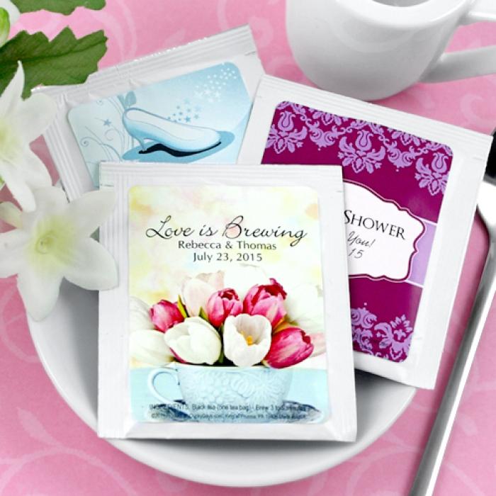 Tea Favors Print Canada Store