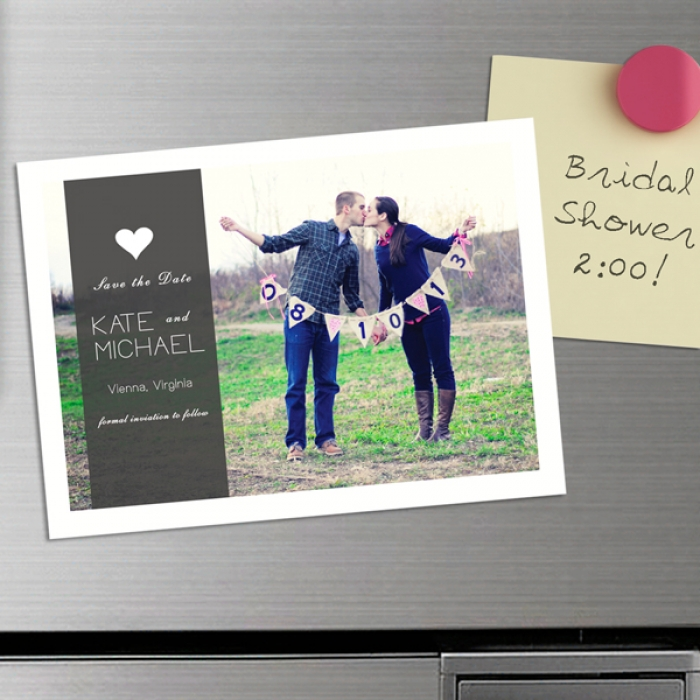 DIY Save the Date Magnets ...