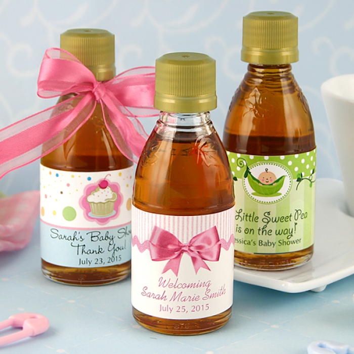 ca59a0b9e10 Baby Maple Syrup Favors ...
